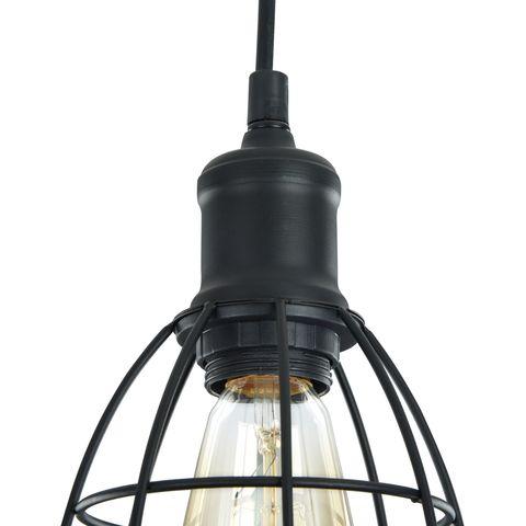 Подвесной светильник Maytoni Denver T447-PL-01-B
