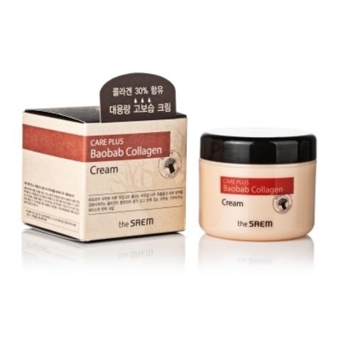 СМ CARE PLUS Крем коллагеновый баобаб Care Plus Baobab Collagen Cream 100мл