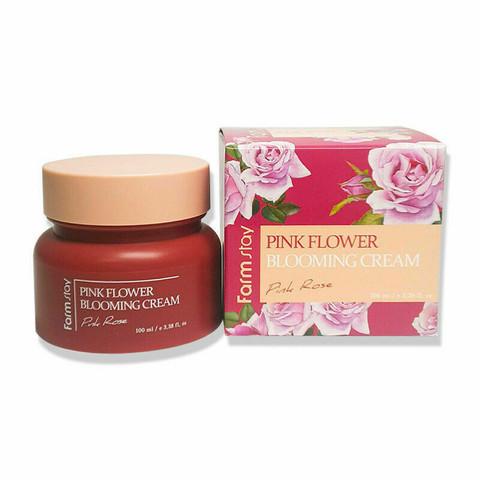 Jigott Тонизирующий крем с экстрактом розы, 100мл