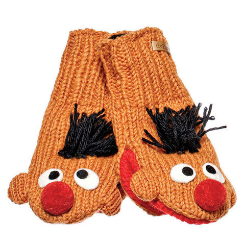 Картинка варежки Knitwits Ernie  - 1