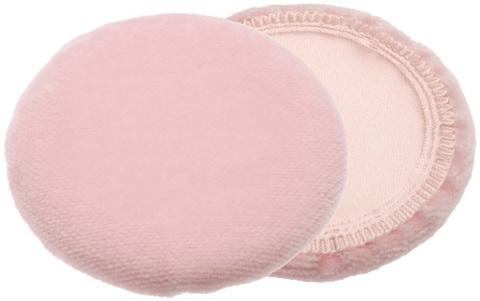 Губка макияжная розовая