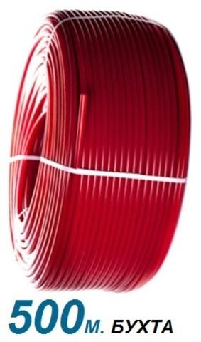 Труба Stout 16 х 2,0 из сшитого полиэтилена PEX-a красная бухта 500 м. (SPX-0002-501620)