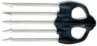 Наконечник 5 зубцов Omer основание - черный пластик