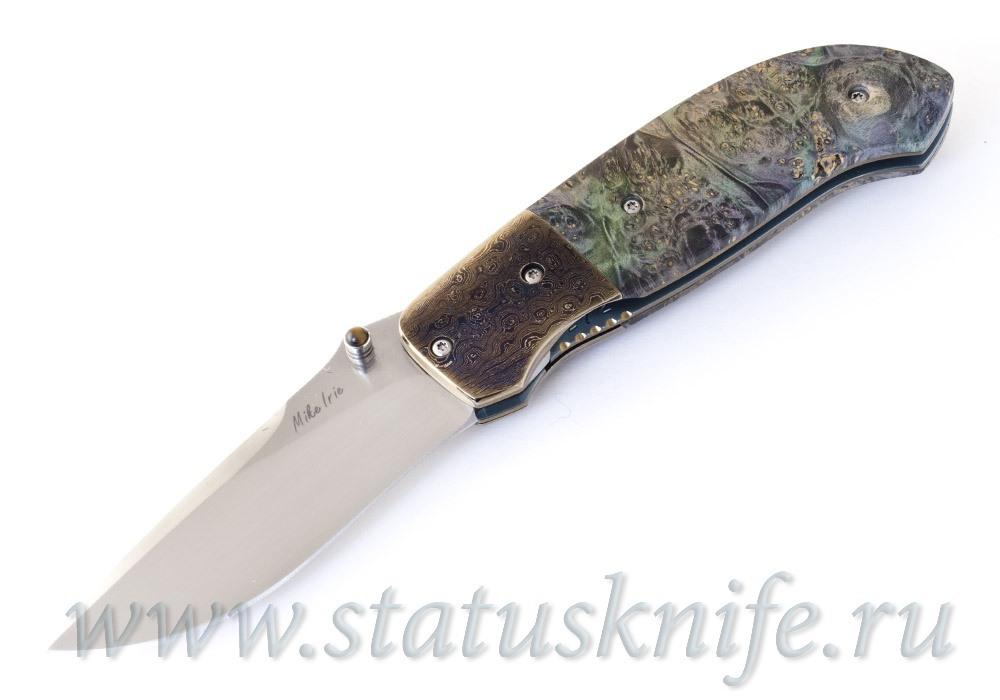 Нож Mike Irie Model 1 Wood