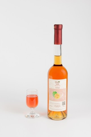 Feyxoa Likyoru/ Наливка из фейхоа/ Feijoa Liquor