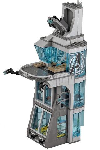LEGO Super Heroes: Эра Альтрона: нападение на башню Мстителей 76038 — Attack on Avengers Tower — Лего Супергерои Марвел
