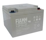 Аккумулятор FIAMM 12FGL27 ( 12V 27Ah / 12В 27Ач ) - фотография