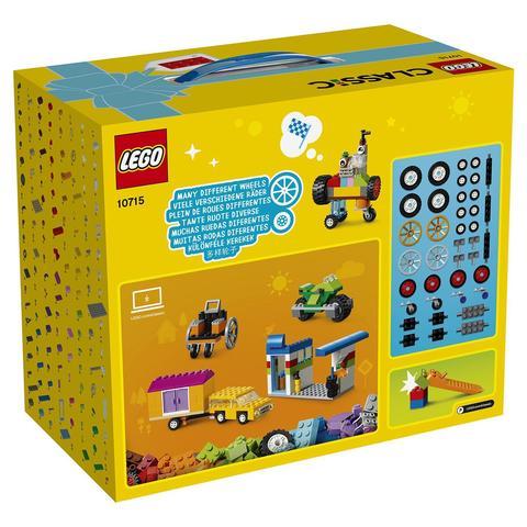 LEGO Classic: Модели на колёсах 10715 — Bricks on a Roll — Лего Классик