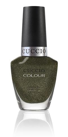 Лак Cuccio Colour, Vivacious Verdigris, 13 мл.