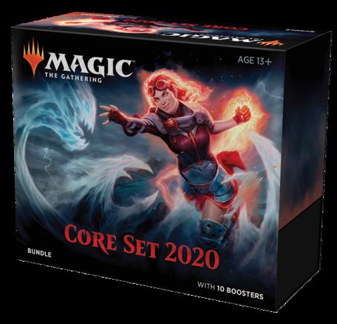 Обновленный бандл Core 2020