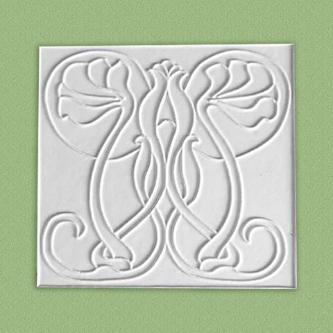 Плитка Каф'декоръ 10*10см., арт.055