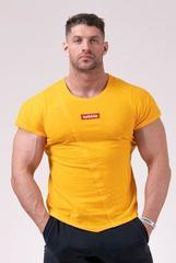 Футболка NEBBIA Red Label Muscle Back T-shirt 172 BLACK