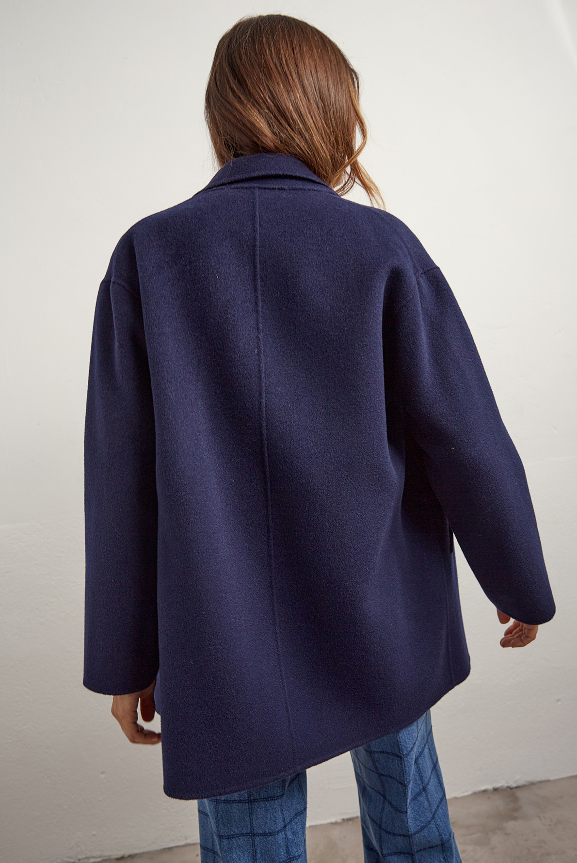 REGINA - Шерстяное пальто - бушлат