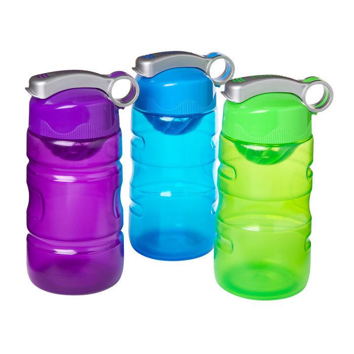 """Бутылка для воды Sistema """"Hydrate"""" 560 мл, цвет Красный"""