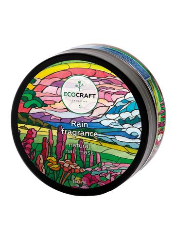 ECOCRAFT Маска для интенсивного восстановления сильно поврежденных волос Rain fragrance Аромат дождя (150 мл)