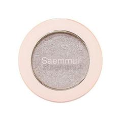 Тени для век The Saem Saemmul Single Shadow Glitter WH02 с глиттером 1,6 гр