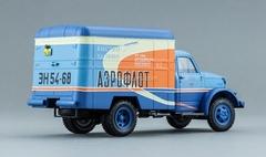 GAZ-51 Van advertising Aeroflot 1953 DIP 1:43