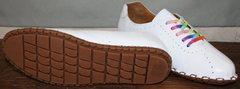 Женские спортивные туфли Evromoda 19604 White