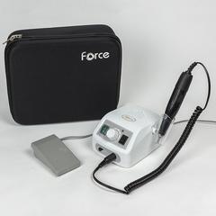 Аппарат для маникюра Force 315/119 с педалью серый