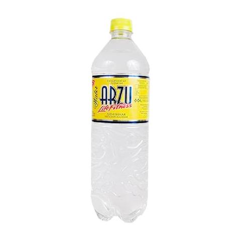 Вода ARZU LIFE FITNESS Лимон 1,02 л пл/б Riks КАЗАХСТАН