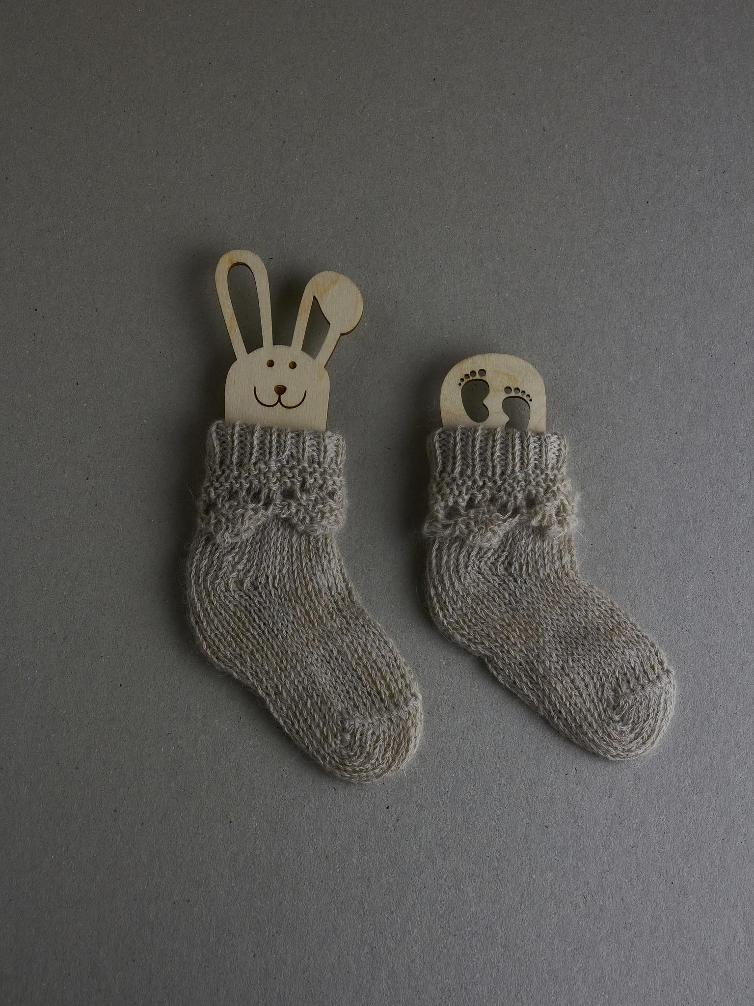 Носочки для недоношенных