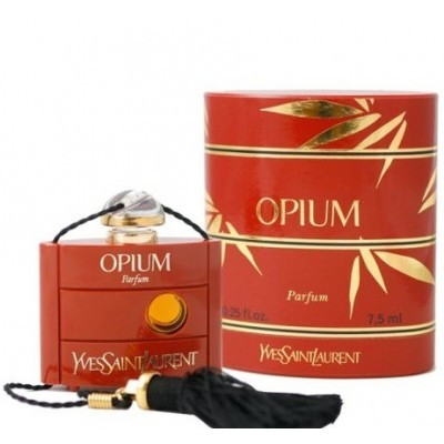 Yves Saint Laurent: Opium женские духи, 7.5мл
