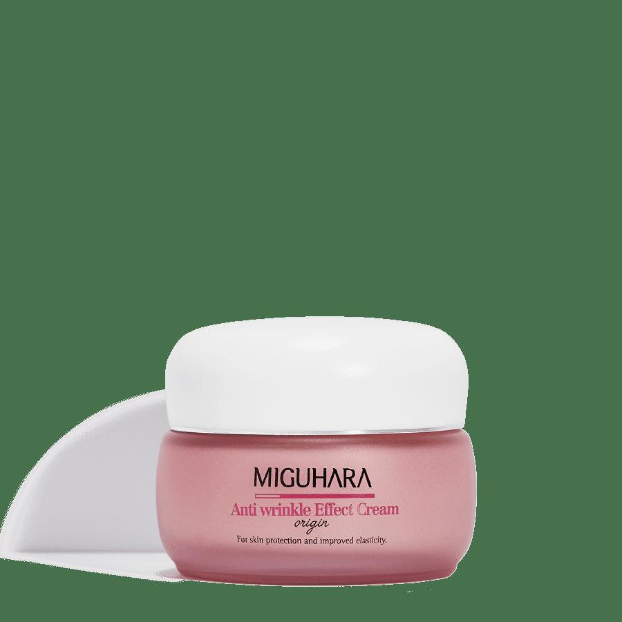 MIGUHARA увлажняющий и питающий крем для лица Anti-wrinkle Effect cream Origin, 50 мл.