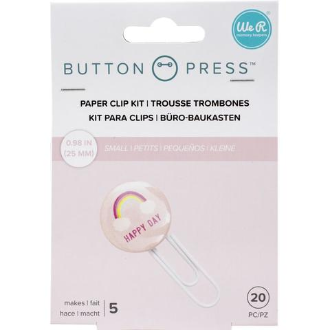 Комплект для изготовления закладок Paper Clip Backers -We R Memory Keepers
