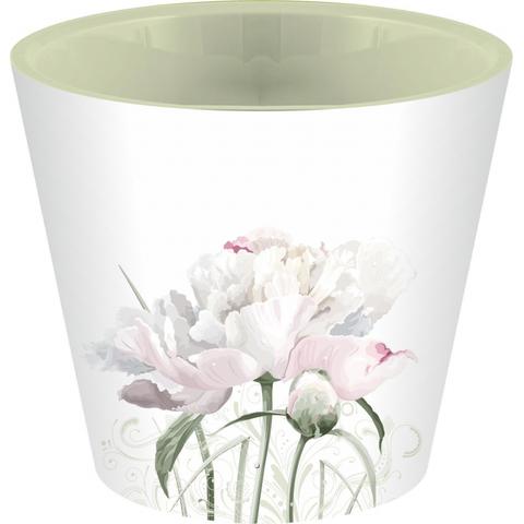 Горшок для цветов London  D 160 мм, 1,6 л Садовый пион арт.ING6204СП