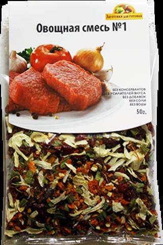 Овощная смесь №1 'Здоровая еда', 50г