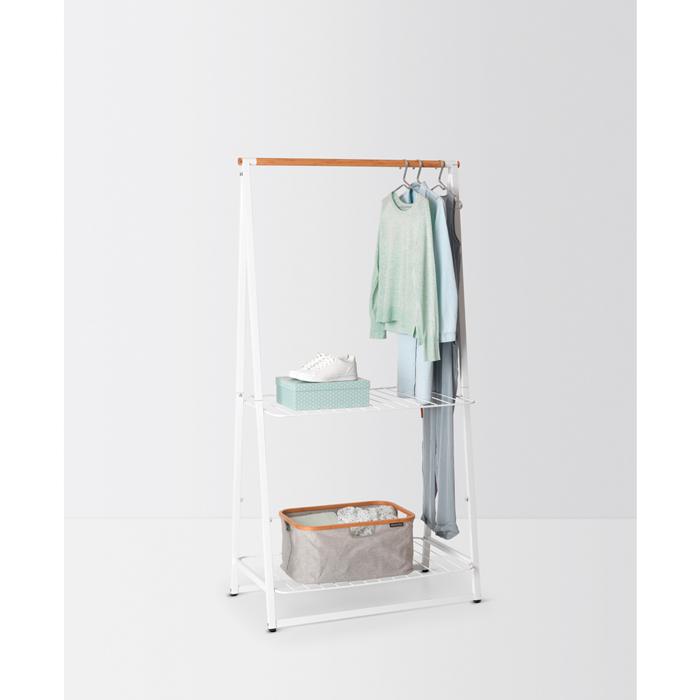 Вешалка для одежды LINN большая, Белый, арт. 118265 - фото 1