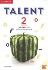 Talent 2 Workbook With Online Practice