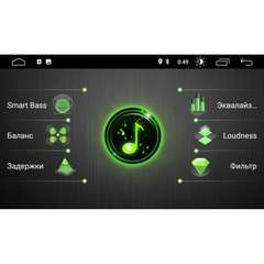Магнитола для Volkswagen/Skoda Android 10 2/32GB DSP модель CB4216