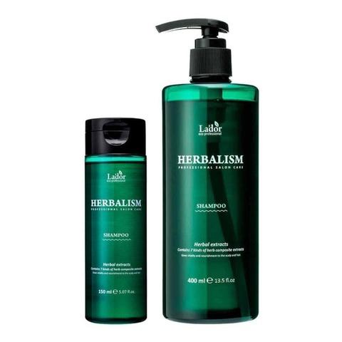 Lador Herbalism Shampoo 400ml