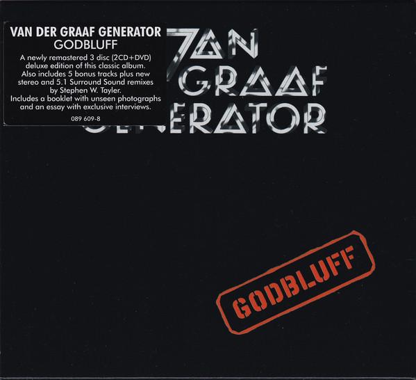 VAN DER GRAAF GENERATOR: Godbluff - deluxe