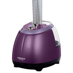 Отпариватель электрический 2200 Вт, 2,1 л DELTA LUX DL-871PS фиолетовый