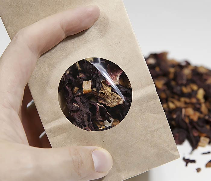 TEA-AR101 Фруктовый чай «Пина Колада» (50 гр) фото 04