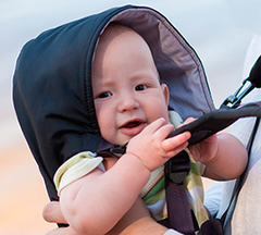 Чудо-Чадо. Рюкзак-кенгуру BabyActive Simple вид 6