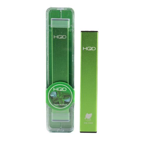 Одноразовая электронная сигарета HQD Ultra Stick Mint (Мята) 1 шт