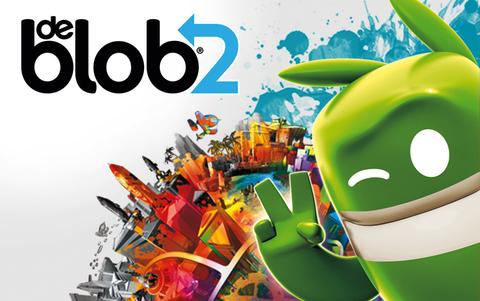de Blob 2 (для ПК, цифровой ключ)