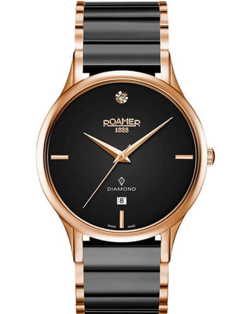 Часы мужские Roamer  657 833 49 59 60 C-line Gents