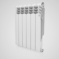 Радиатор биметаллический Royal Thermo Vittoria 350 - 6 секций