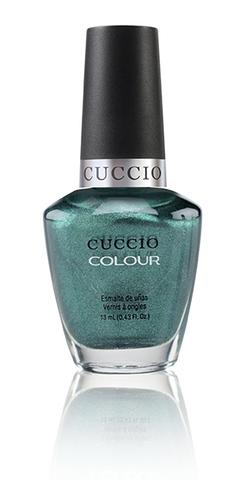 Лак Cuccio Colour,  Dublin Emerald Isle13 мл.