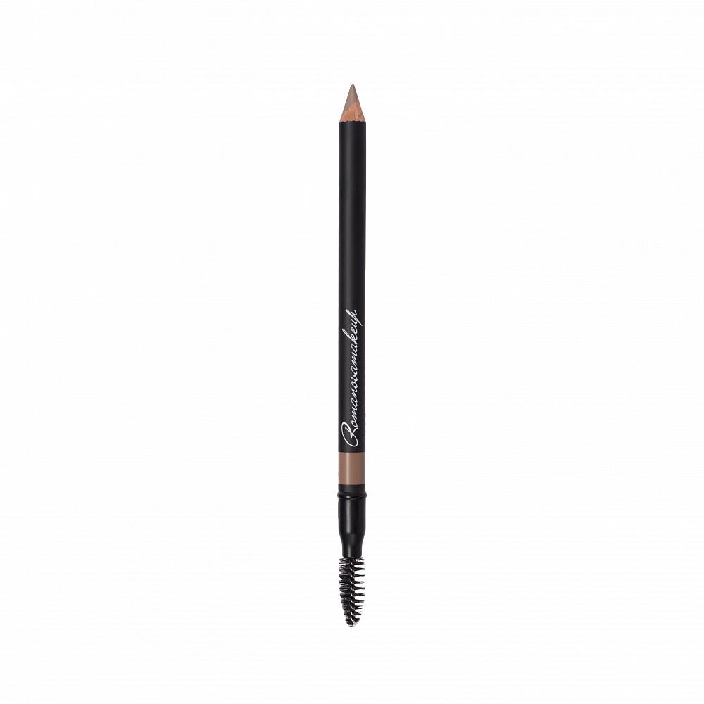 Карандаш для бровей Romanovamakeup Sexy Eyebrow Pencil lce Blonde