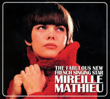 Mireille Mathieu / The Fabulous New French Singing Star (CD)