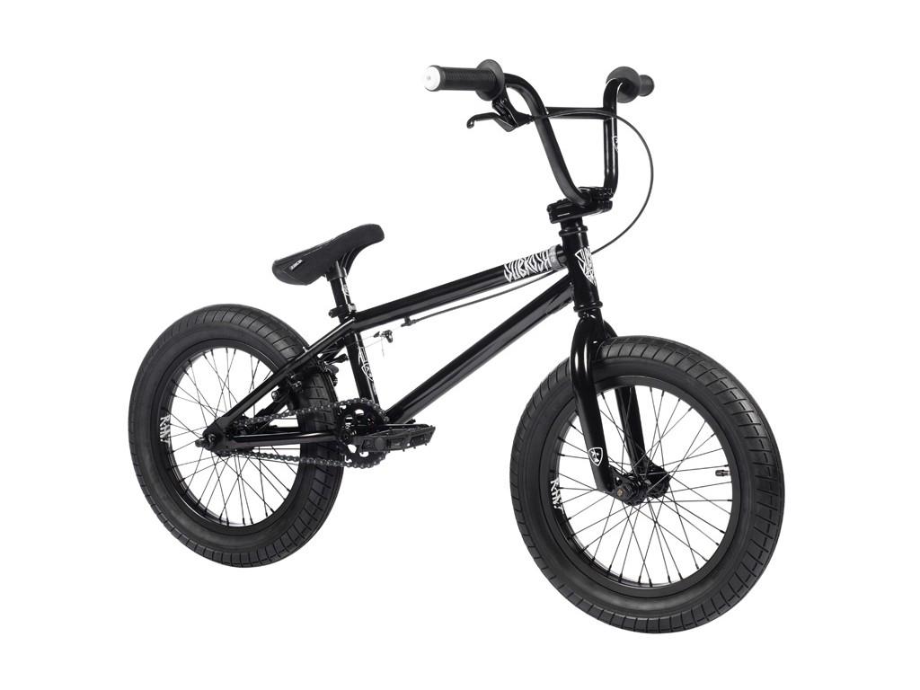 """Велосипед Subrosa Altus 16"""" 2021 Чёрный"""