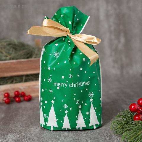 Полотенце махровое Merry Cristmas 30*60