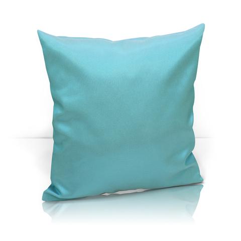 Подушка декоративная жаккард Элегия синий