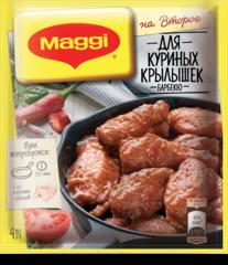 Смесь Maggi куриные крылышки барбекю 24г