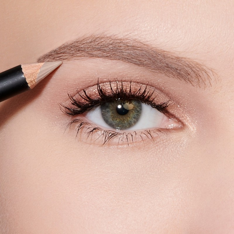 Карандаш для бровей Romanovamakeup Sexy Eyebrow Pencil lce Blonde